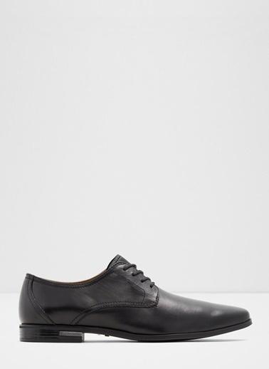 Aldo Tenarien - Siyah Erkek Oxford Ayakkabi Siyah